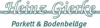 Heinz Gierke Parkett und Bodenbeläge - Logo
